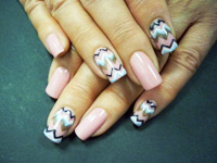Nails by Melanie Visser