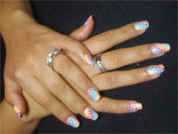 Nails by Lauren Renteria