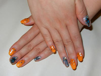 Nails by Aki Ishiguro