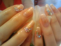 Nails by Jenny Arnaiz