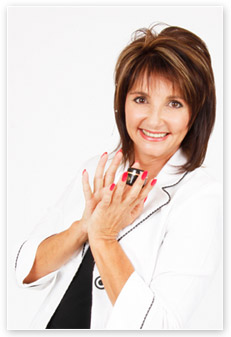 Elmien Scholtz - Founder and developer of Bio Sculpture Gel, CEO and President of