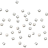 2.0mm Square Studs - Silver