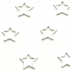 Plain Star Silver - Large